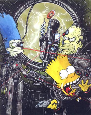 Asimilovaní Simpsonovi