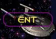 Stránka věnována seriálu Enterprise, který právě teď je vysílán televizí AXN v českém znění.